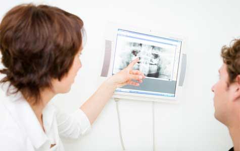 Digitale Röntgentechnik